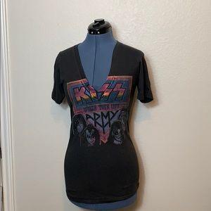 Kiss Band Women's T-shirt